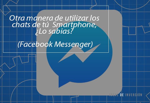 Versión Web Messenger