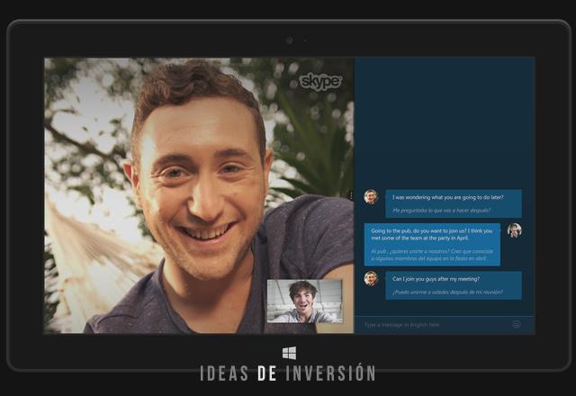 Skype ahora traduce las conversaciones de voz en tiempo real - Temperatura en mataro ahora ...
