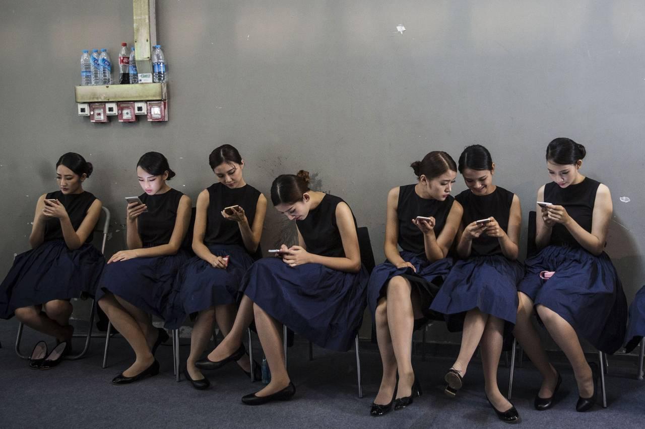 El futuro del chat móvil es el comercio