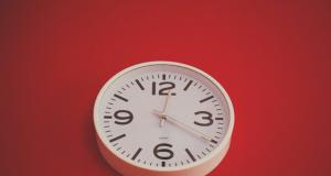 ¿Desperdiciamos tiempo?